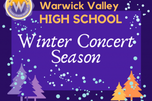 WV High School announces Winter Concert Season