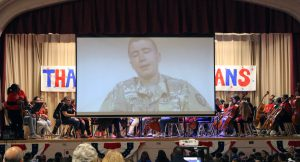 lst Lt. Shane Connolly speaking via video