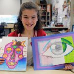 Warwick Valley student artist of the week: Alexa Keys