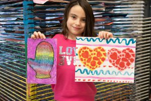 Warwick Valley Central School District Superintendent's Artist of the Week: Cate Jacob