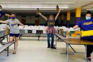 Backpack Snack Attack program offers thanks to our community