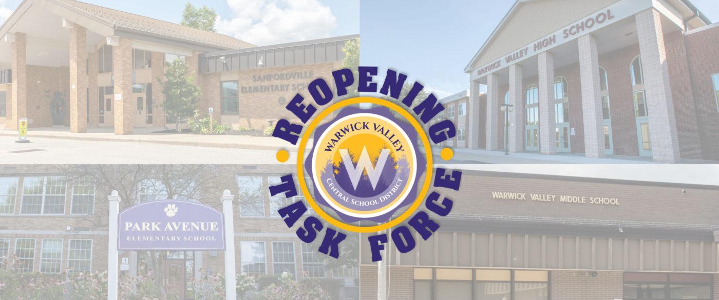 Reopening Task Force Logo