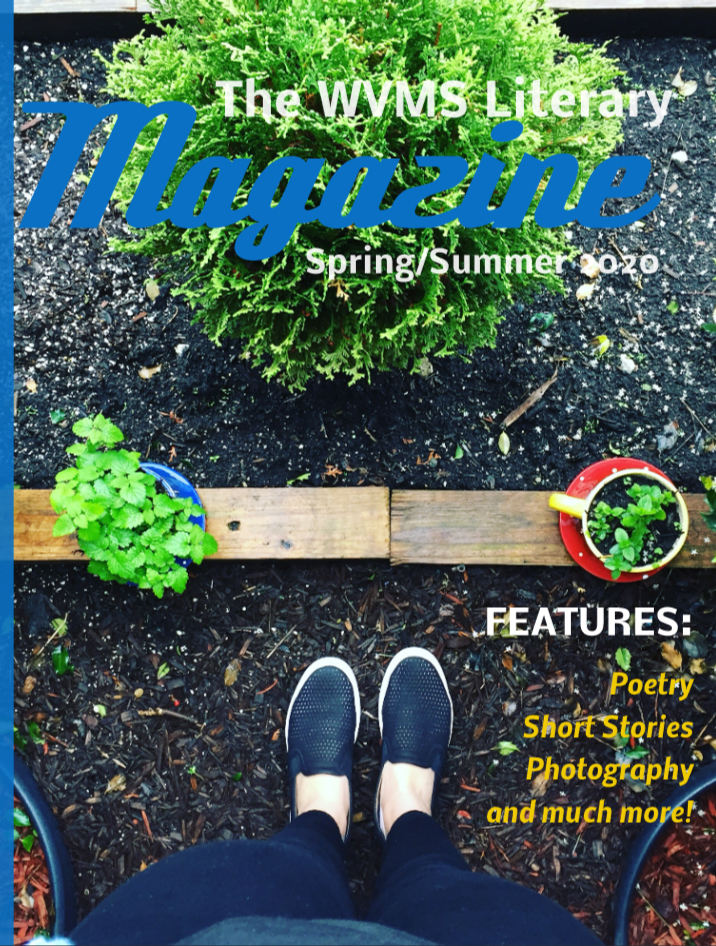 literary magazine cover
