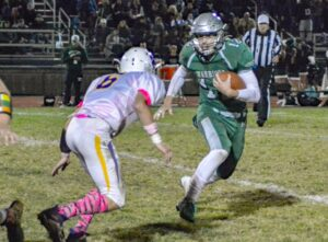Football and all fall sports will move to March and April in Section IX.