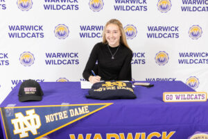 WVHS runner Katherine Smith accepts scholarship to Notre Dame