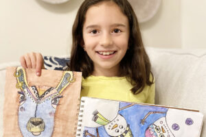 Superintendent's Artist of the Week: Leah Scalo