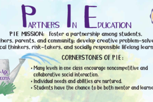 Partners In Education (PIE) is holding a virtual open house on Jan. 26th