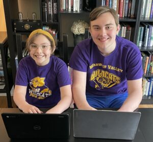 Superintendent's Spotlight Anya and Jonah Campbell